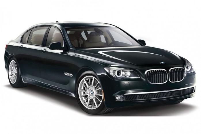 2008 - BMW 7-es