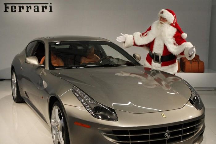 2011 - Ferrari FF