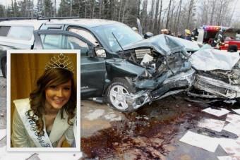 Halálos balesetet szenvedett a szépségkirálynő