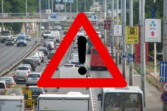 Friss, reggeli közlekedési információk
