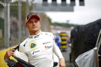 F1: Kovalainen elszúrta a lehetőségét?