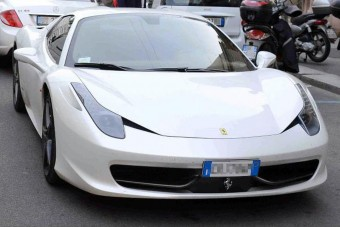 A legnépszerűbb autók a focisták körében, 2013-ban