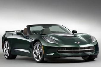 Limitált kabrió a legújabb Corvette tiszteletére