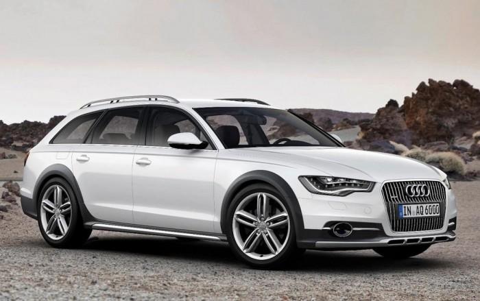 Audi A6 allroad quattro 2012 - A 3.0 TFSI 310 LE-t és 440 Nm-t nyújt, amivel 5,9 másodperc alatt gyorsul százra a típus, átlagfogyasztása 8,9 liter száz kilométerenként. A 3.0 TDI 204, 245 és 313 lóerős változatokban elérhető.