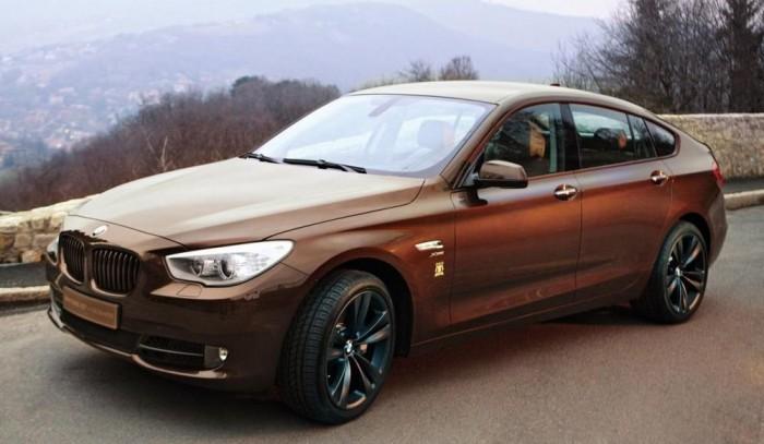 BMW 535d xDrive GT 2013 - A dízelmotor két fő paramétere 313 lóerő és 630 newtonméter.