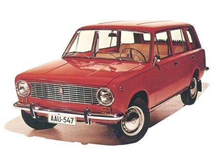 Kombi Lada VAZ-2102 - A kombi VAZ 2102 típusoknak az 1967-es év autója, a Fiat 124 volt az alapja, melyből az olasz mérnökök fejlesztették ki a 124R jelzésű, a Zsiguli alapjaként szolgáló típusváltozatot.