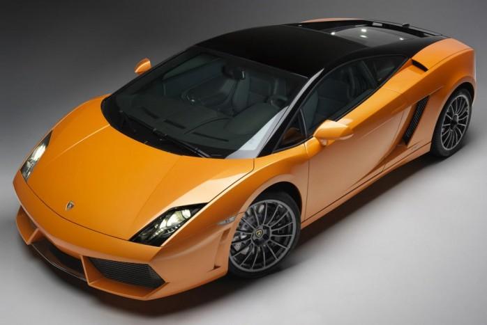 2011 Lamborghini Gallardo LP 560-4 Bicolore