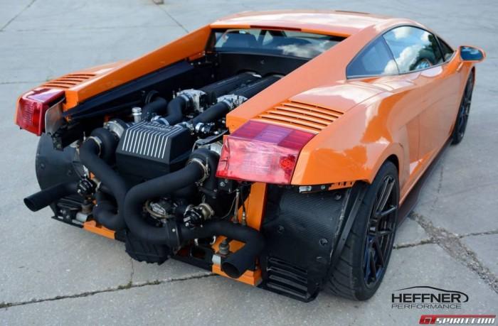 Heffner Performance Lamborghini Gallardo TT, 1200 LE