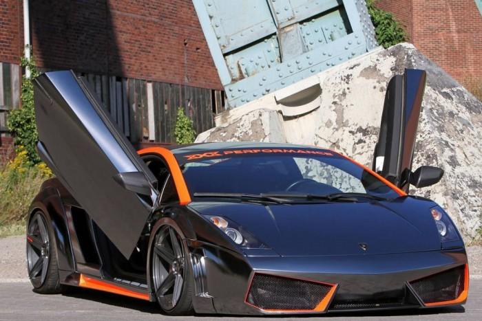 xXx Performance Lamborghini Gallardo, 850-1200 LE