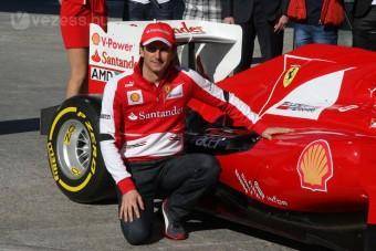 F1: A menők nem mennek a gumitesztre