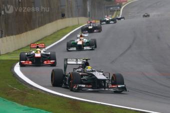 Soha nem látott új szabályok az F1-ben