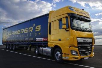 Újabb nagy magyar kamionbeszerzés