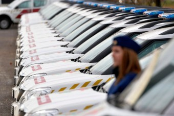 Škoda Yetiket kaptak a katasztrófavédők