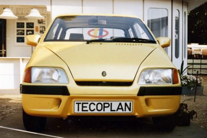 Módosított Puli alvázra, Fiat motorral, Renault futóművel készült az egyik legígéretesebb magyar kisautó
