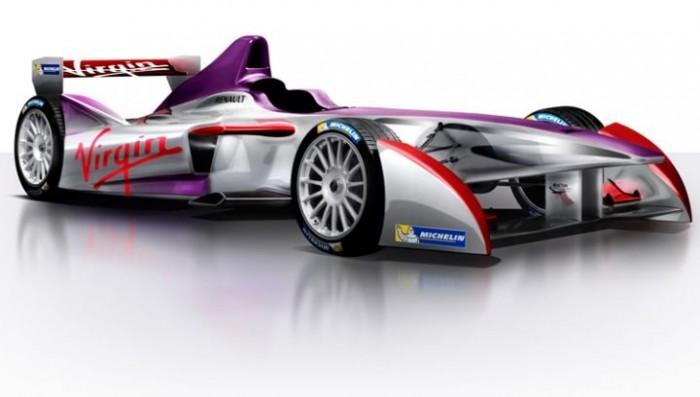 Virgin Racing Formula E