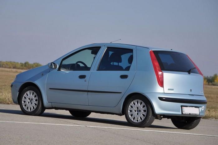 Bár a legkorábbi autók már 14 évesek, a második generációs Puntón nem jellemző a karosszéria rozsdásodása