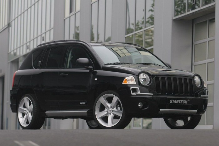 Jeep Compass (Startech tuning)