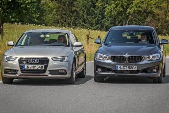 BMW vs. Audi. Melyik a jobb ötajtós kupé?