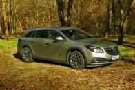 Hiú ábránd egy keveset futott, hétéves dízel Opel? 3