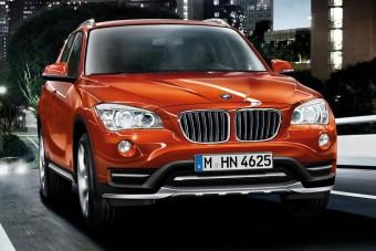 Megújult a legkisebb BMW terepes