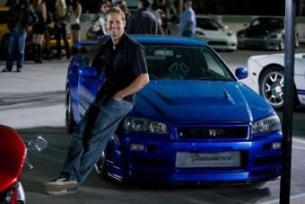 Eladó Paul Walker filmbeli autója!