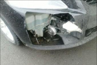 Aljas módon lopták el az autó lámpáit