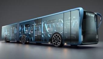Az érintőképernyős buszoké a jövő?