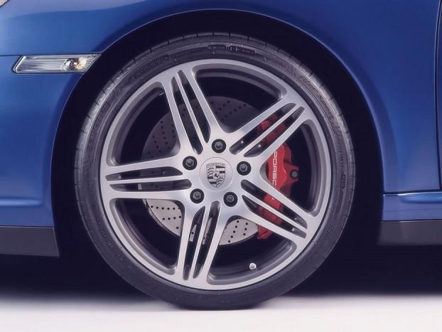 Porsche 911 Turbo (2007)