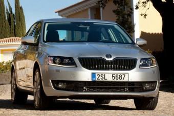 Kupélimuzin készül a Škoda Octaviából