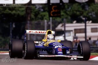 F1: Vettelé lett Mansell száma
