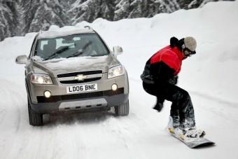 Itt a hó, mit szóltok hozzá, magyar autósok?