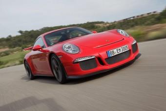 GT3 - a legvadabb Porsche 911