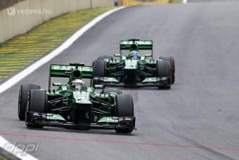 F1: Hamarosan teljes lehet a mezőny
