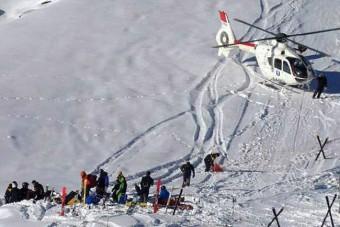 Schumacher már a helikopterben sem lélegzett