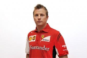 F1: Räikkönen munkába állt
