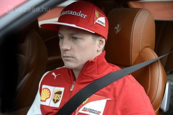 F1: Kimi még sosem beszélt ennyit