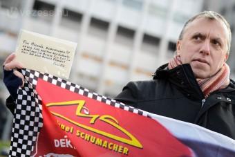 Schumacher túl az életveszélyen?