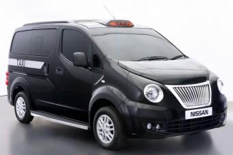 Rusnya, de modern: íme az új londoni taxik
