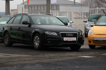 Dízel használt autót Németországból?