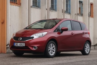 Korszerűbb, szebb, de nem jobb autó az új Nissan Note