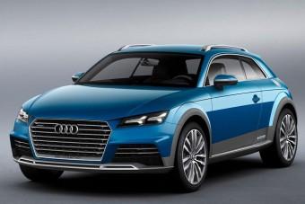 Ez volna a következő Audi TT kupé?