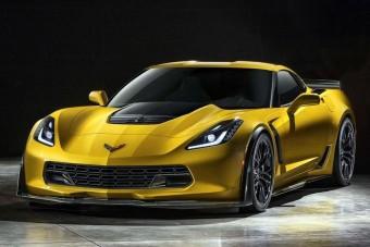 Képeken a hiper-Corvette