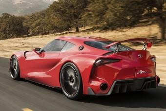 A Toyota megépítette a tökéletes sportkupét