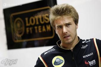 F1: A tartalékosnak sem fizetett a Lotus