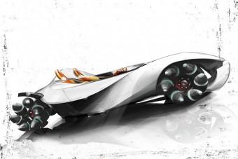 Autók, amik a jövőbe repítenek
