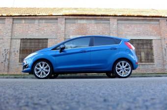 Ford Fiesta - Lehet élmény a három henger?
