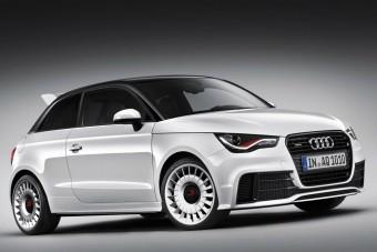 Jön az Audi városi vadászgépe