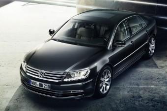 Még nagyobb luxusautót építene a Volkswagen