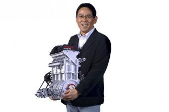 Háromhengeres versenymotor a Nissantól