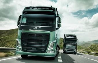 Volvo lett az év kamionja Litvániában